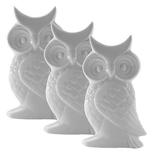Humidificador, para los humidificadores Radiador de porcelana como búho o gato