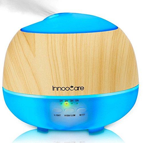 InnooCare 500ml Humidificador Ultrasónico Aromaterapia Difusor de Aceites Esenciales...
